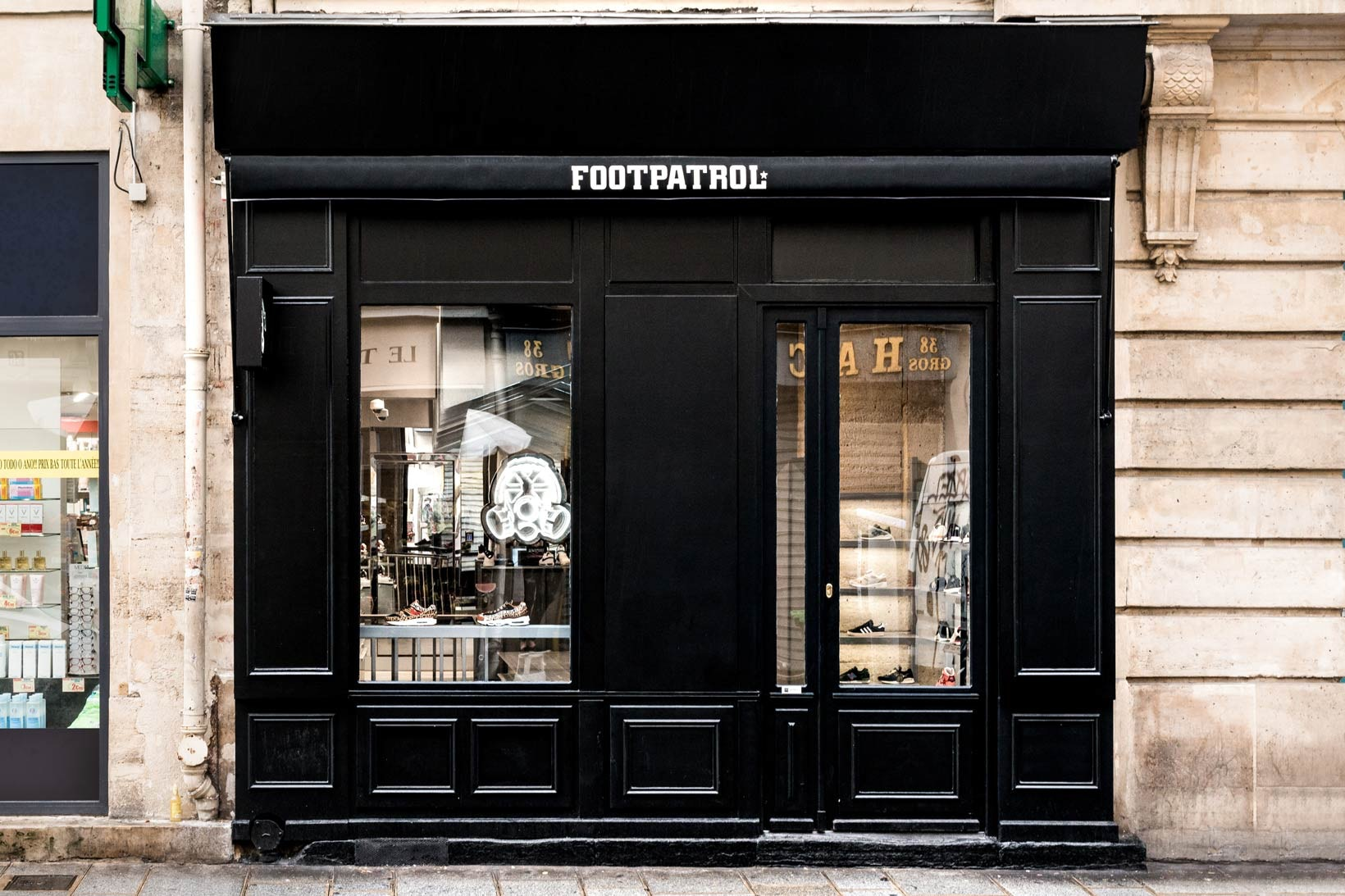 d800b6689831 New Foot Patrol Store Opens In Paris