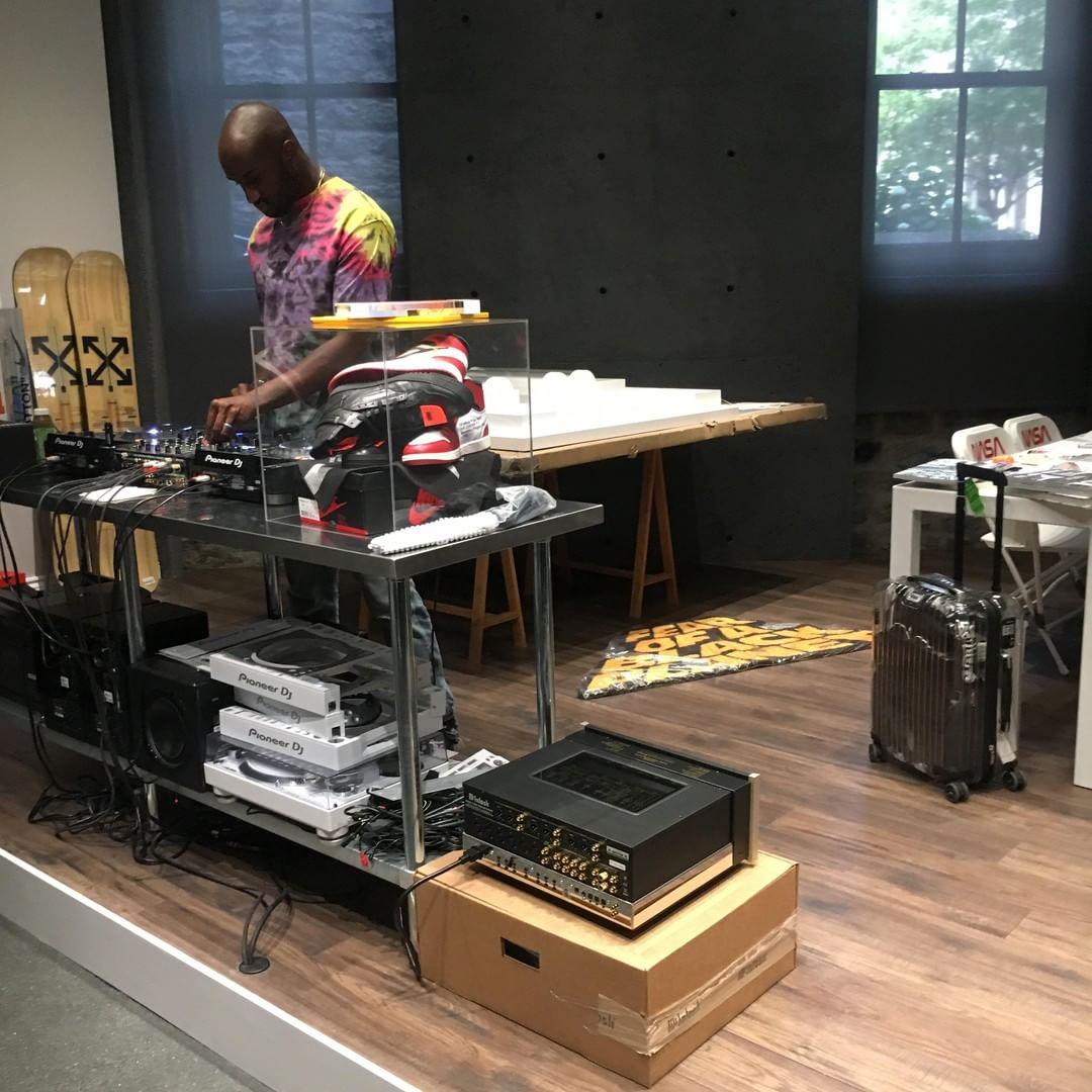 Virgil Abloh X SSENSE: Exclusive Drop